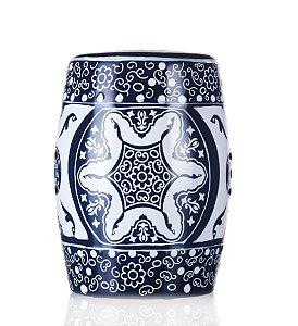 Seat Garden - Banqueta de Cerâmica - 34x47 cm