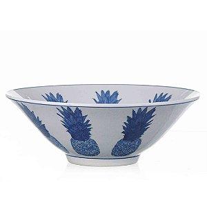 Centro de Mesa de Cerâmica - 40x14 cm