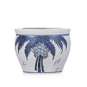 Vaso de Cerâmica - 24,5X18 cm