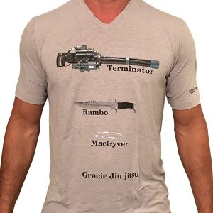 Camiseta Weapon