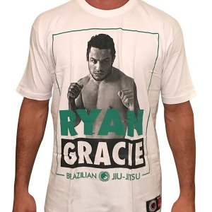 Ryan Gracie MMA (Branca)