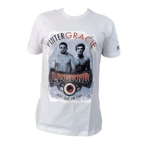 Camiseta 8º Inter Gracie