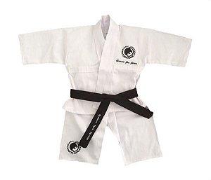 Kimono Branco Ryan Gracie Team (Recém-Nascido)
