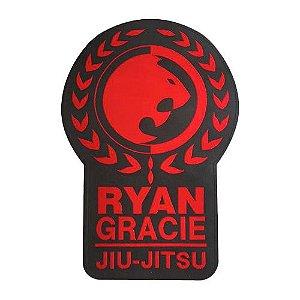 Patch Ryan Gracie (Vermelho)