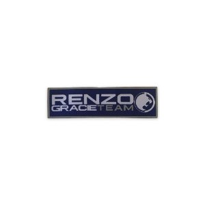 Patch Renzo Gracie Tem -  125mm
