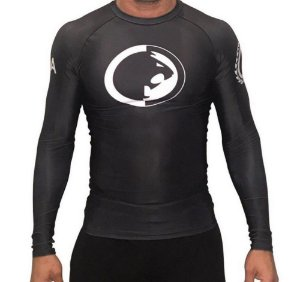 Rash Guard Ryan Gracie - Manga Longa