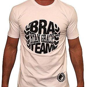 Camisa BRA-White And Black
