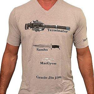 Camiseta Weapon