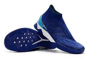 3f053a13f7 Tenis adidas Predator Tango 18+ TR boost Azul