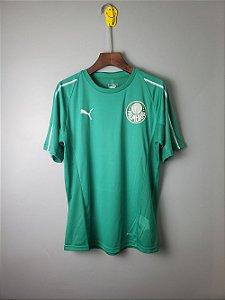 1566f8e698 Camisa de Treino Verde do Palmeiras 2019 Puma