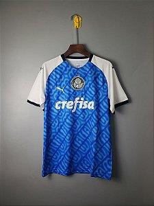 4a33f9af29 Camisa do Palmeiras Marcos 1999 Azul Edição Especial Puma