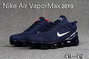 228066f671e Tenis Nike Air VaporMax 2019 Azul - Loja Show de Bola Camisas ...