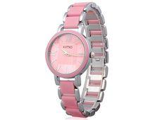 Relógio Feminino Kimio Rosa