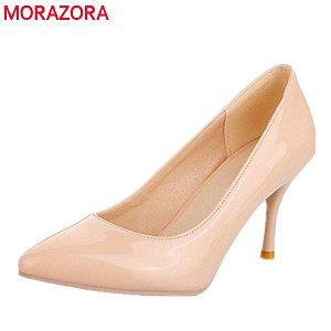 Sapato Feminino Scarpin Salto Médio