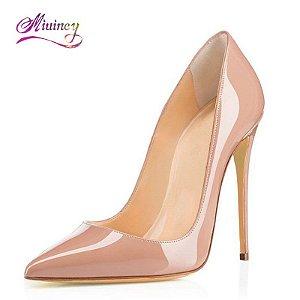 Sapato Feminino Scarpin Salto Alto