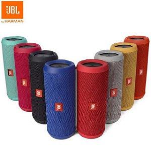 Mini Speaker Flip3 - Original JBL - Impermeável Portátil Bluetooth