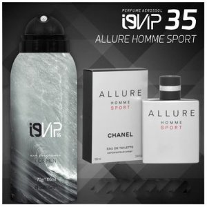 Perfume I9 Vip Allure Homme Sport