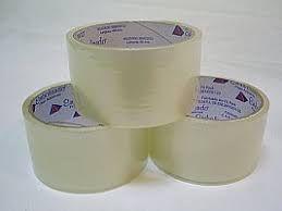 Fita PVC Embalando - Transparente 45x45 Unid.