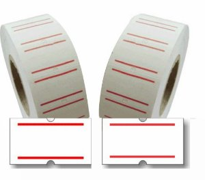 Etiqueta Papel Brasil P/Etiquetadora MX5500 Unid.