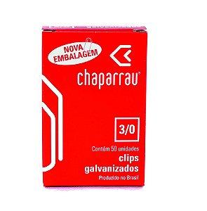 Clips Chaparrau 3/0 50 UND