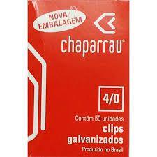 Clips Chaparrau 4/0 50 UND