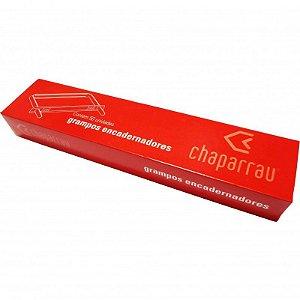 Grampo Chaparrau Trilho c/50 und  Unid.