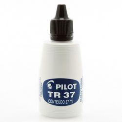 Tinta p/Pincel Atômico 37 ml Preto Pilot