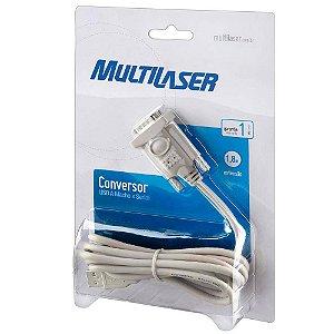 Cabo Conversor USB / Serial 1.8m WI047