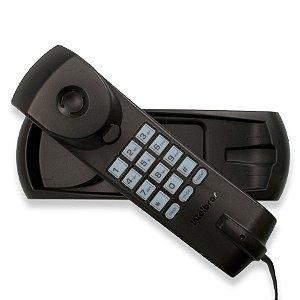 Telefone c/ Fio Intelbras TC 20 Teclado Iluminado -