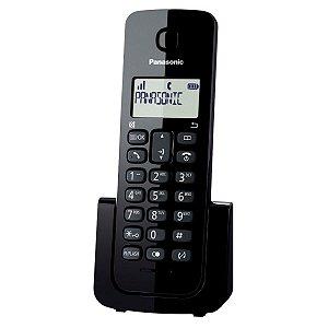 Telefone s/fio Dect 6.0 c/id + Ramal KXTGB112LB .