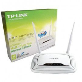 ROTEADOR WIRELESS TP-LINK TL-WR842ND MULTI-FUNCTION