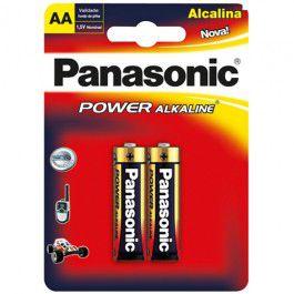 Pilha Alcalina Palito AAA Power Cartela com 02 Unidades