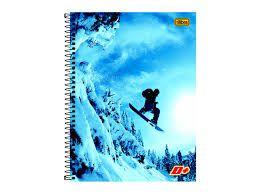 CADERNO UNIV.CD 20X1 MAIS+ 400FLS