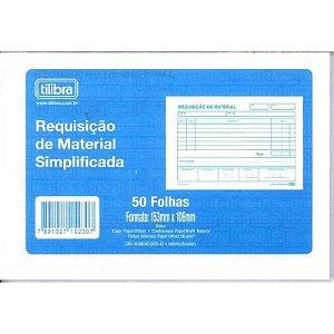 REQUISIÇAO DE MATERIAL 50X1