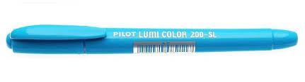 Marca Texto Pilot Lumicolor SL 200 Azul