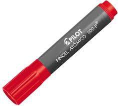Pincel Atômico 1100-P Vermelho