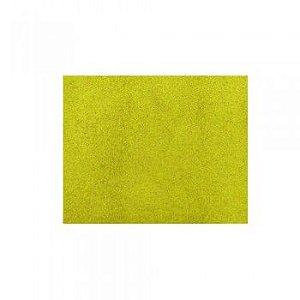Papel Camurça Amarelo