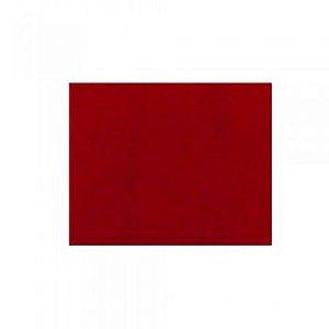 Papel Camurça Vermelho