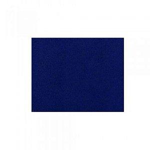 Papel Camurça Azul
