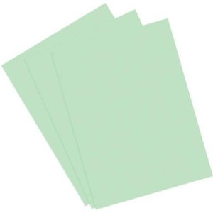 Papel Cartolina Verde Claro