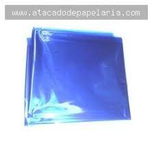 Papel Celofane Azul