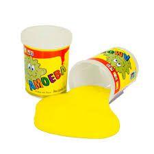 Amoeba - Geleinha Amarelo