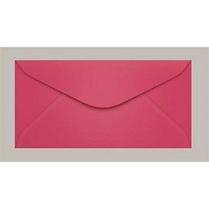 Envelope 114x229 Oficio Pink