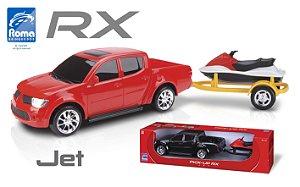 CARRINHO PICK-UP RX RALLY COM JET
