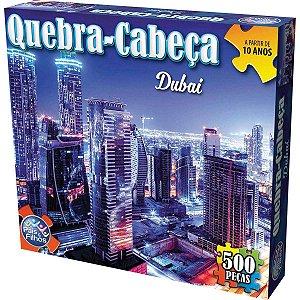 QUEBRA-CABECA CARTONADO DUBAI  - PAIS E FILHOS
