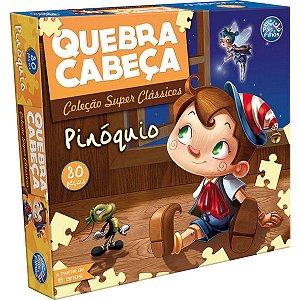 QUEBRA-CABEÇA CARTONADO PINÓQUIO