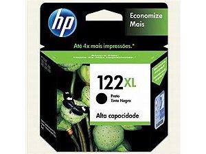 CARTUCHO HP 122XL CH563HB  PRETO ORIGINAL