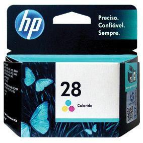 CARTUCHO HP 28 COLOR P
