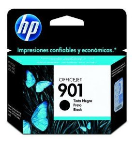 CARTUCHO HP 901 PRETO ORIGINAL