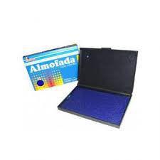 Almofada P/ Carimbo Cambrink  N° 4 Azul